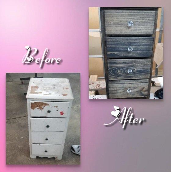 30mm glass knobs furniture restoration